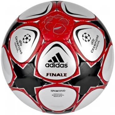 adidas Finale 9 Sportivo Weiss Gr. 5: Amazon.es: Deportes y aire libre