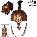 PAN001 Gladiator Helen Of Troy Helmet (W/Free Stand)