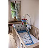Pink Lining- PL Child One Starry Night Cot Quilt and Bumper Set by Pink Lining
