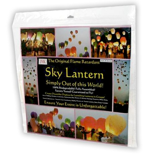 Sky Lantern - Lighted Floating Balloon