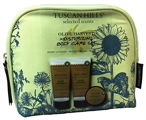 Hill Birthday Cookie (Moisturizing Body Care Set (Olive)