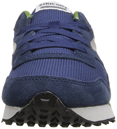 Sneakers Trainer Saucony s70124 DxN Blue 37 Navy Navy Uomo 74PqY5Px