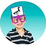 Jeepers Peepers Glasses Game - Super Duper Educational Learning Toy for Kids