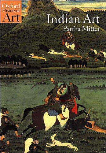 Indian Art (text only) by P. Mitter