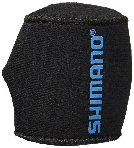 Baitcast Pro Reel (Shimano (ANRC820A) Neoprene Baitcast Reel Cover, Black)