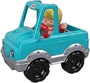 Ajudando um Amigo com a Pick-Up Little People Fisher-Price Mattel