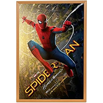 Amazon.com - SnapeZo Movie Poster Frame 27x40 Inches, Light Wood ...
