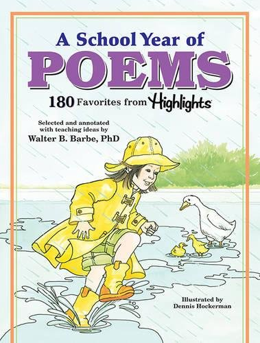 Download A School Year of Poems: 180 Favorites from Highlights pdf epub