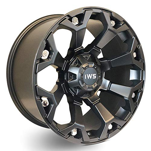 Partsynergy Replacement For New 20 Inch Matte Black Wheel Rim 6X135 6X139.7 ()