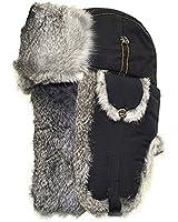 Mad Bomber Supplex Hat with Fur