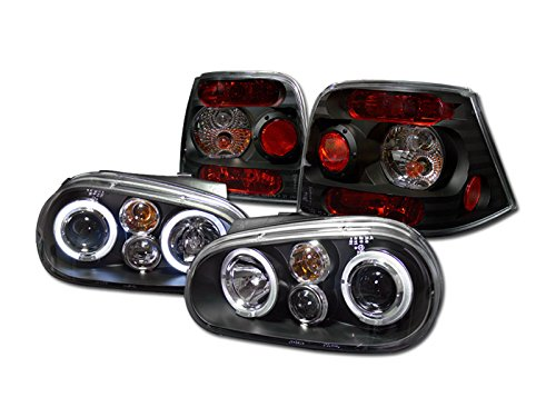 Golf Mk4 Led Tail Lights in US - 4