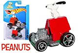 Snoopy and Friends & Hot Wheels Snoopy Red Baron car DVD Animated Cartoon Movie Set
