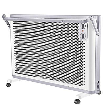 Vertical Wall-mounted Dual-use Heater/Bathroom Waterproof Heater 3S Rapid Heating Black Crystal Heating Tube Heating Heating And Humidification One Overheat Protection Dumping Power Failure