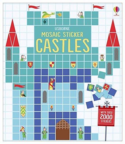 Mosaic Sticker Castles (Mosaic Sticker Books) -