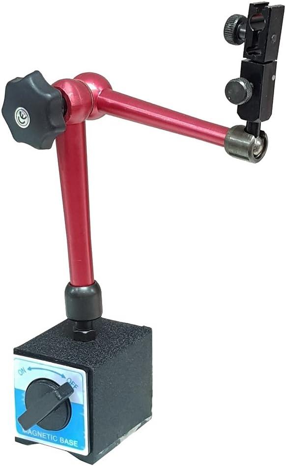 401125C Ingeniero universal Dial magnético Indicador Base Soporte Soporte 360 80 KGN