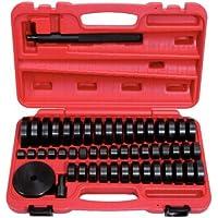 KS Tools Bearing and Bush Driver Set (51 Pieces) by KS Tools