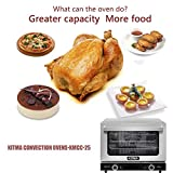 KITMA 26L Countertop Convection Oven - Commercial