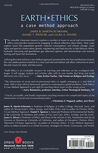 Earth ethics ecology and justice james martin schramm daniel earth ethics ecology and justice james martin schramm daniel spencer laura stivers 9781626981560 amazon books fandeluxe Images