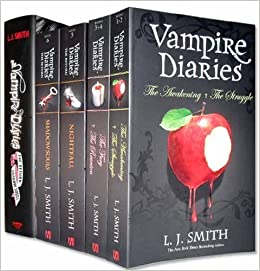 Image result for vampire diaries books