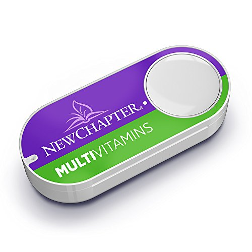 New Chapter Multivitamins Dash Button