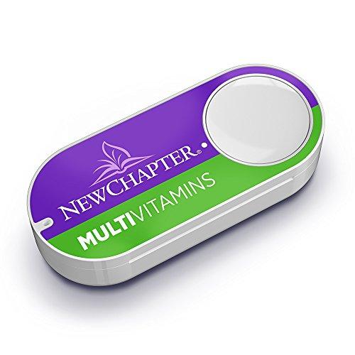 New Chapter Multivitamins Dash Button