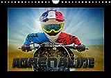 Adrenaline 2016: Decouvrez les Moments Forts D'une Course de Motocross (Calvendo Sportif) (French Edition)