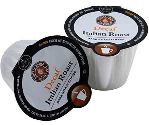 Barista Italian Coffee Keurig Portion