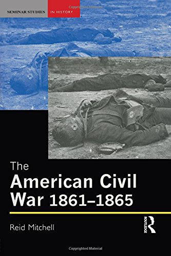 The American Civil War, 1861-1865