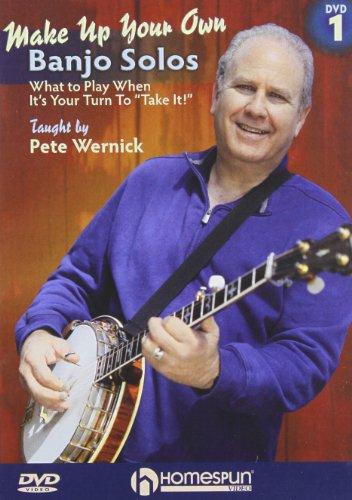 Make Up Your Own Banjo Solos - Wernick Banjo Pete