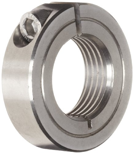 Climax metal istc s one piece threaded clamping