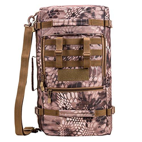 Al aire libre impermeables mochilas/Mochila de gran capacidad para hombres y mujeres/ viaje mochila trekking/Bolsa de deportes de ocio G
