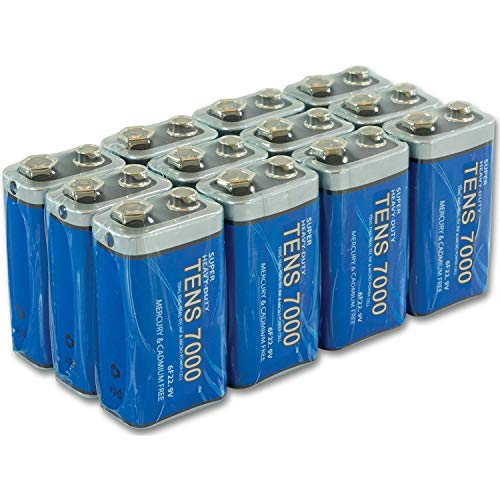 Battery Alarms Household Devices Batteries product image