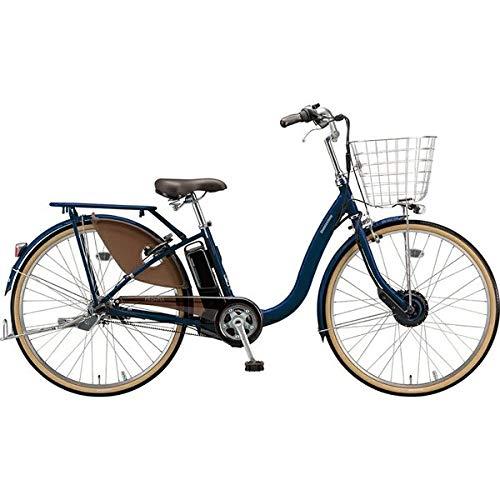 BRIDGESTONE(ブリヂストン) 2019年モデル フロンティアデラックス F4DB49 24インチ 電動アシスト自転車 専用充電器付 B07HX2ZWPS  E.Xノーブルネイビー