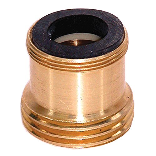 Python Brass Adapter for Aquarium (Adapter Hose Flow Stay)