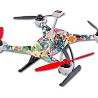 Skin For Blade 350 QX3 Drone – Koi Pond | MightySkins Protective, Durable, and Unique Vinyl Decal wrap cover | Easy To Apply, Remove, and Change Styles | Made in the USA