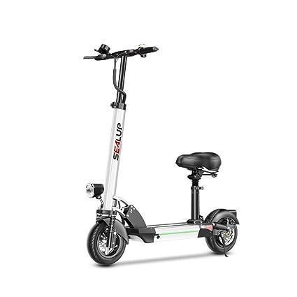 Eléctricas Bicicletas Bicicleta para Adultos Bicicleta Plegable Inteligente Scooter de Paseo Scooter pequeño Plegable vehículo de