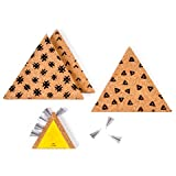 Better Crafts ISPY DIY CORK BOARD AND PUSH PINS (4 pack) (0300149040)