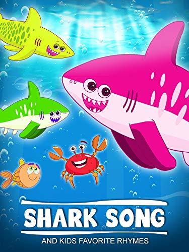 Shark Song & Kids Favorite Rhymes on Amazon Prime Video UK