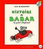 Histoire de Babar, le petit éléphant Livre + 1 AUDIO CD ( nouvelle edition ) (French Edition)