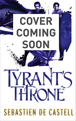 book cover of Tyrant\'s Throne