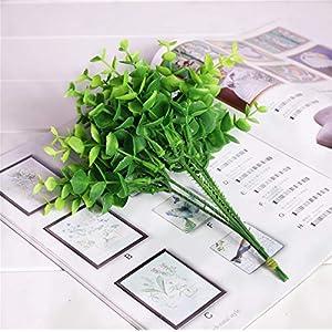 Sqkm-88 Artificial Plant Latex Real Home Decoration Bridal Wedding Bouquet Home Decor 68