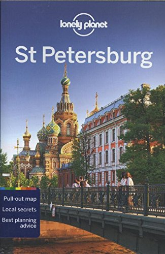Lonely Planet St Petersburg (Travel Guide)
