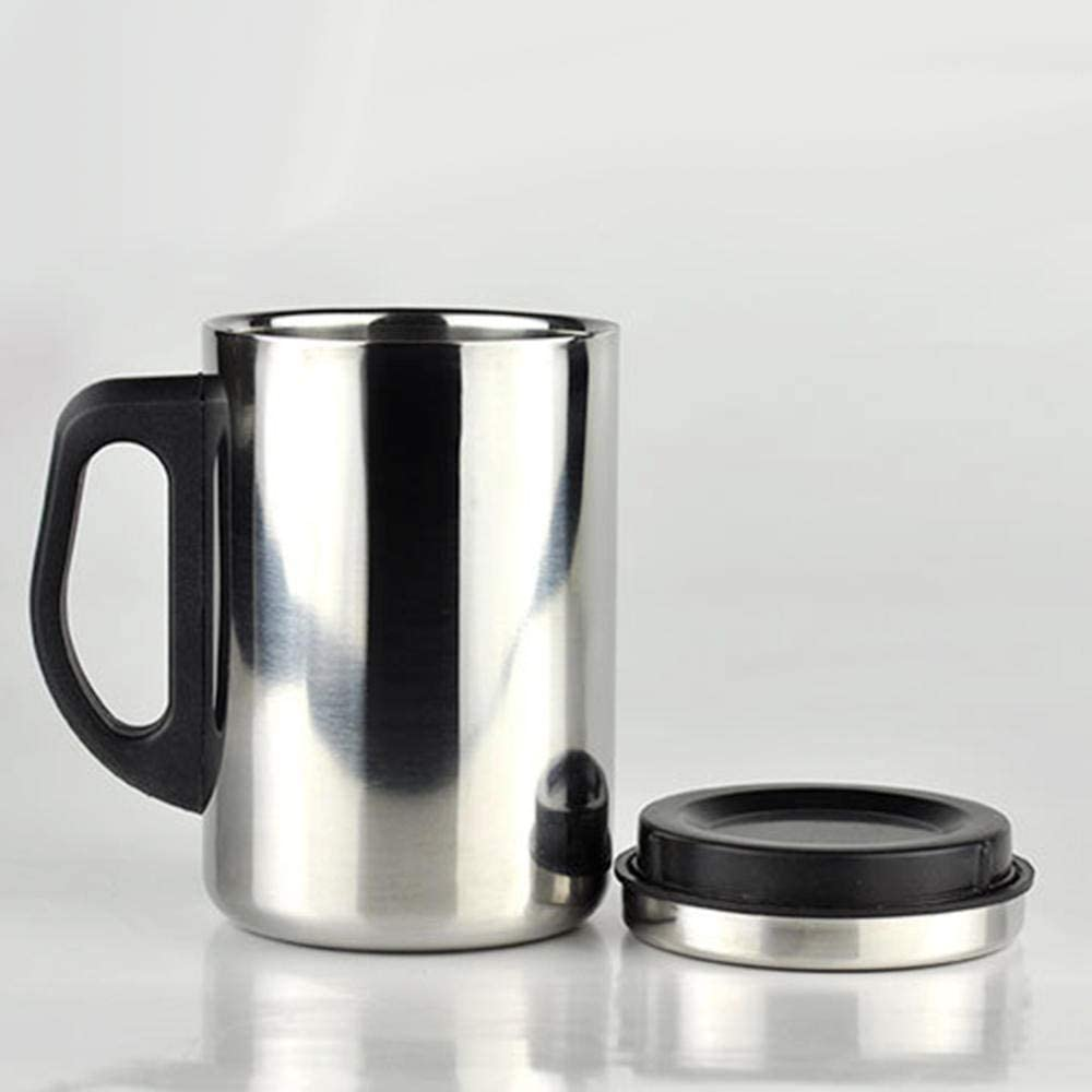 Stainless Steel Cup350500Ml Stainless Steel Mugs Dual Wall