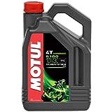 Motul 5100 Ester 4T Technosynthetic Oil 10W30 (4L)