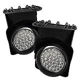 Spyder Auto FL-LED-GS03-C GMC Clear LED Fog Light