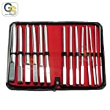 G.S SET OF 14 HEGAR DILATOR SET BEST QUALITY
