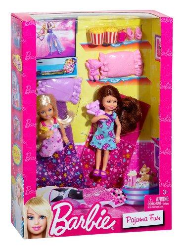 Barbie Chelsea Pajama Fun Giftset Buy Online In Uae