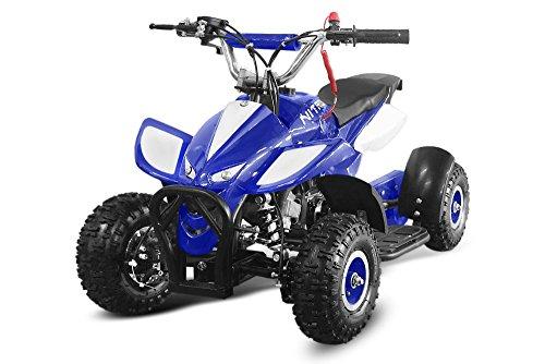 Nitro Motors 49cc Dragon 4″ II Mini Quad ATV Bike Pocket Cross Midi Buggy Kinderquad Kinderfahrzeug