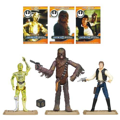 Star Wars Battle Packs Rebel Heroes Pack