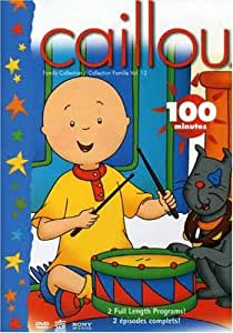 Amazon.com: Vol. 12-Family Collection: Caillou: Movies & TV Caillou Family Collection 9 13